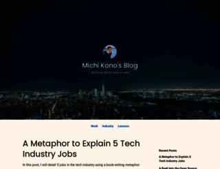 michiknows.com screenshot