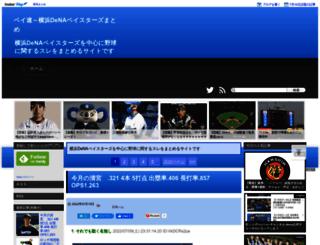 michinaruyakyuch.doorblog.jp screenshot