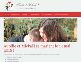 micketlilie.fr screenshot
