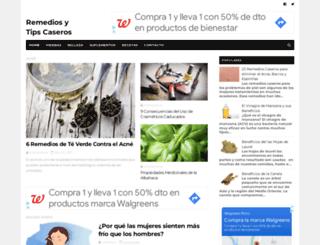 micocinarapida-remedioscaseros.blogspot.com screenshot