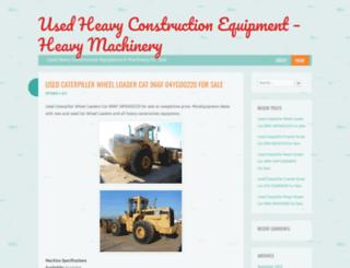 micoconstructionequipment.wordpress.com screenshot