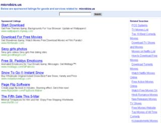 microbizs.us screenshot