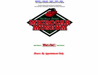 microcarmuseum.com screenshot
