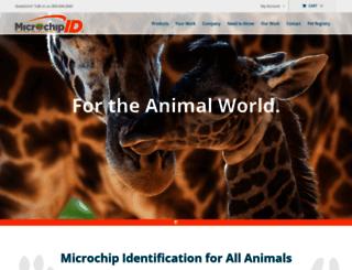 microchipidsystems.com screenshot