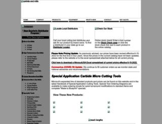 microcutusa.com screenshot