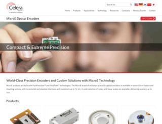 microesystems.com screenshot