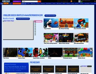 microgiochi.com screenshot