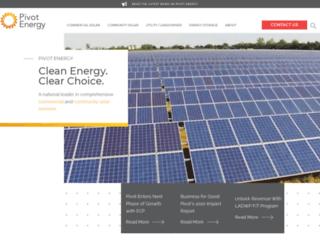 microgrid-solar.com screenshot