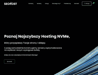 microhost.pl screenshot