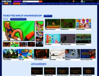 microjeux.com screenshot