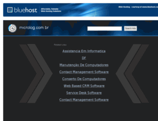 microlog.com.br screenshot