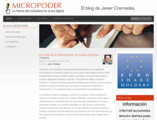 micropoder.org screenshot
