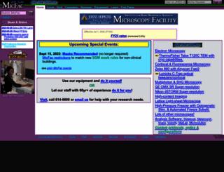 microscopy.jhmi.edu screenshot