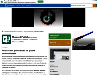 microsoft-publisher.softonic.fr screenshot