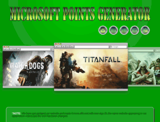 microsoftpoints.fbmaniaz.com screenshot