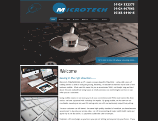 microtechservices.co.uk screenshot
