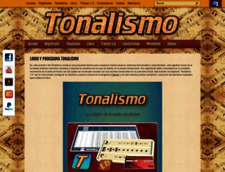 microtonalismo.com screenshot