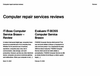microvpn.com screenshot