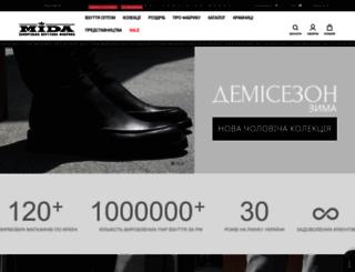 mida.ua screenshot