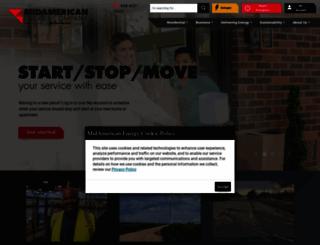 midamerican.com screenshot