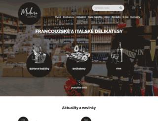 midaro.cz screenshot
