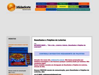 midassorte.com.br screenshot