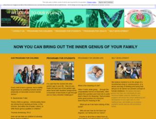 midbrain-activation.com screenshot