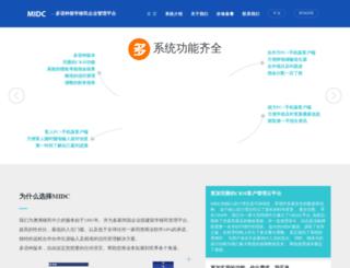 midc.com.au screenshot