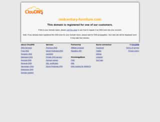 midcentury-furniture.com screenshot