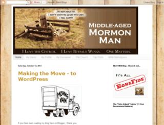 middle-agedmormonman.blogspot.com screenshot