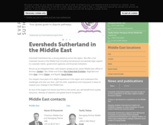 middleeastlawblog.eversheds.com screenshot