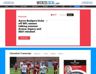 middleton.wickedlocal.com screenshot