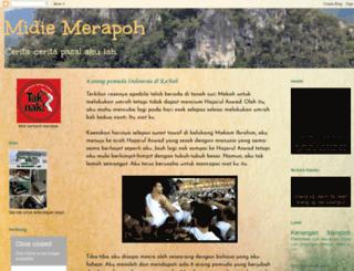 midiemerapoh.blogspot.com screenshot