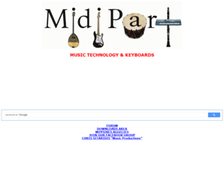 midipart.gr screenshot