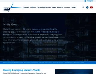 midisgroup.com screenshot