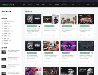midivst.com screenshot