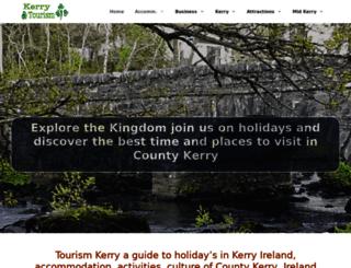 midkerrytourism.com screenshot