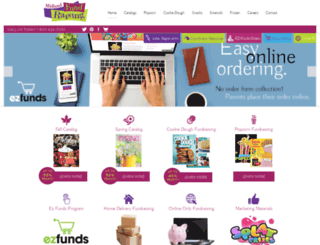 midlandfundraising.com screenshot