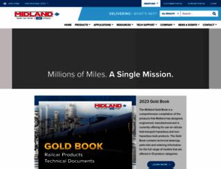 midlandmfg.com screenshot