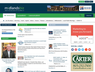 midlandsbiz.whosonthemove.com screenshot