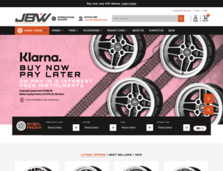 midlandwheels.com screenshot