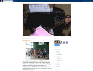 midlife2009crisis.blogspot.com screenshot