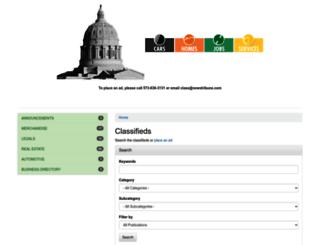 midmoclassifieds.com screenshot