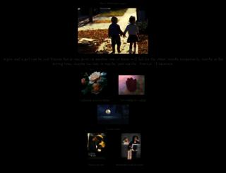 midnightangel308.com screenshot