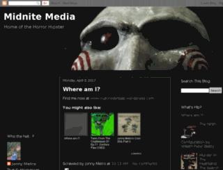 midnitemedia.blogspot.com screenshot