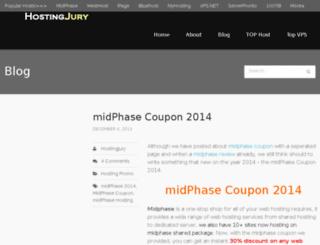 midphase-coupons.com screenshot