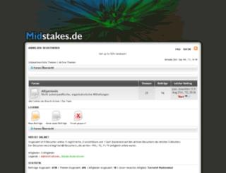 midstakes.de screenshot