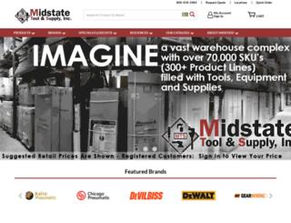 midstatetool.com screenshot