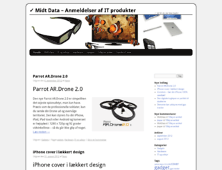 midtdata.dk screenshot