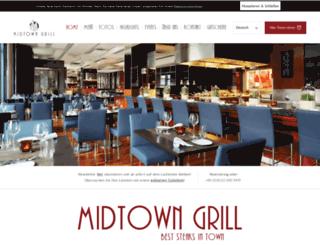 midtown-grill.de screenshot